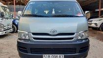 Cần bán Toyota Hiace SX 2009, 15 chỗ, máy dầu