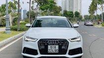 Cần bán lại xe Audi A6 đăng ký lần đầu 2015, màu trắng nhập