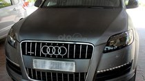 Cần bán Audi Q7 3.6L đăng ký 2011, màu xám (ghi) nhập khẩu nguyên chiếc