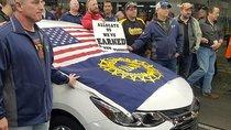 Chiếc Chevrolet Cruze cuối cùng được 'ra lò' tại Mỹ, nhà máy GM đóng cửa