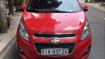 Bán Chevrolet Spark LTZ 2014, màu đỏ, nhập khẩu
