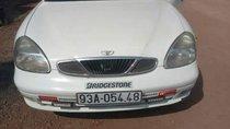 Bán Daewoo Nubira MT sản xuất năm 2003, màu trắng, xe đẹp