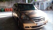 Gia đình bán Honda Odyssey đời 2007, màu vàng, nhập khẩu