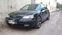 Bán Ford Mondeo đời 2004, màu đen, giá tốt