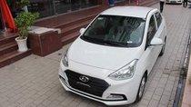 Cần bán Hyundai Grand i10 đời 2019, màu trắng giá cạnh tranh