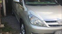 Bán xe Toyota Innova 2006, màu bạc, không trầy xước
