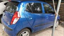 Cần bán Hyundai i10 năm sản xuất 2010, màu xanh lam, nhập khẩu còn mới