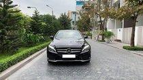 Bán xe Mercedes C300 AMG đời 2018, màu đen