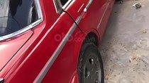 Bán gấp Honda Accord 2.0 MT đời 1990, màu đỏ, nhập khẩu