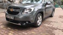 Cần bán lại xe Chevrolet Orlando LT 1.8 MT sản xuất 2012, màu xanh lam