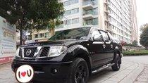 Ô tô Thủ Đô bán Nissan Navara LE 2.5MT 4WD 2012, màu đen 365 triệu