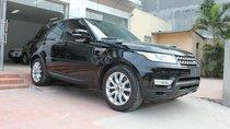 Cần bán LandRover Range Rover 2015, màu đen, nhập khẩu