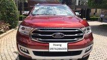 An Đô Ford bán Ford Everest Tianium 2019 đủ các bản đủ màu giao ngay, giá tốt trả góp cao, LH 0974286009