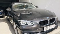 Cần bán lại xe BMW 3 Series, đăng ký lần đầu 2016, màu nâu, nhập khẩu nguyên chiếc