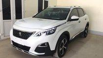 Bán Peugeot 3008 1.6 AT 2019 màu trắng, mua mới rẻ hơn 10 triệu đồng