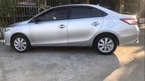 Bán Toyota Vios đời 2015, màu bạc, giá chỉ 450 triệu