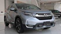 Bán Honda CR V đời 2019, màu bạc, xe nhập
