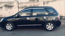Cần bán xe Kia Carens 2008, màu đen, nhập khẩu