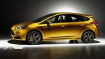 Bán xe Ford Focus sản xuất năm 2019, màu vàng, mới hoàn toàn
