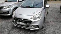 Bán Hyundai Grand i10 2018, màu bạc, chính chủ