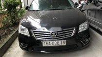 Bán gấp Toyota Camry G 2011, màu đen, chính chủ