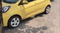 Cần bán gấp Kia Morning sản xuất năm 2015, màu vàng