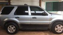 Cần bán Ford Escape 2002, màu bạc, xe nhập