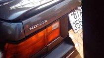 Bán Honda Accord năm 1987, màu xám, nhập khẩu, giá chỉ 52 triệu