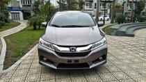 Bán ô tô Honda City 1.5CVT AT đời 2016, màu nâu, 500tr