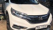 Bán Honda CR V năm sản xuất 2017, màu trắng