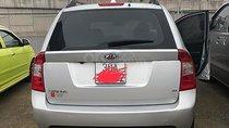 Cần bán gấp Kia Carens SX 2.0 AT đời 2010, màu bạc số tự động, giá chỉ 375 triệu