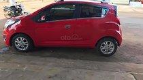 Cần bán gấp Chevrolet Spark LTZ sản xuất năm 2014, màu đỏ