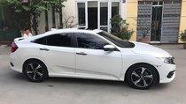 Xe Honda Civic 1.5L Vtec Turbo đời 2017, màu trắng, nhập khẩu nguyên chiếc