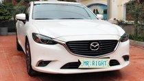 Bán ô tô Mazda 6 2.0 Premium đời 2017, màu trắng