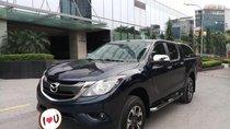 Ô tô Thủ Đô bán xe Mazda BT50 2.2AT 2017, màu đen 585 triệu