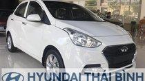 Bán ô tô Hyundai Grand i10 1.2 AT đời 2018, màu trắng