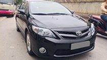 Xe Toyota Corolla altis 2.0AT sản xuất năm 2011, màu đen xe gia đình, giá chỉ 498 triệu