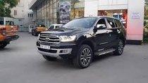 Bán xe Ford Everest Titanium 4x2 mới, màu đen