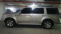 Bán Ford Everest 2.5L 4x2 AT sản xuất 2011, màu bạc