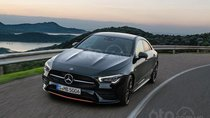 Mercedes-Benz CLA-Class chốt giá từ 30.550 bảng Anh tại thị trường Anh