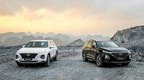 Hết 'lạc' nhưng doanh số của Hyundai Santa Fe tháng 2/2019 chưa đến 500 xe