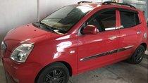 Bán Kia Morning 1.0AT năm 2004, màu đỏ, xe nhập, giá 160tr