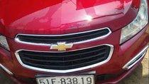 Bán xe Chevrolet Cruze đời 2016, màu đỏ