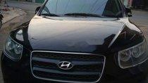 Cần bán gấp Hyundai Santa Fe đời 2007, màu đen, nhập khẩu nguyên chiếc giá cạnh tranh