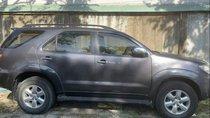 Cần bán Toyota Fortuner 2010, màu xám, giá tốt