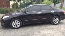 Bán Toyota Corolla altis đời 2014, màu đen