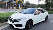 Bán Honda Civic đời 2017, màu trắng, nhập khẩu