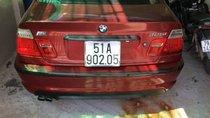 Cần bán xe BMW 3 Series 325i sản xuất năm 2004, màu đỏ, nhập khẩu chính chủ