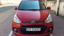 Bán xe Hyundai Grand i10, máy 1.2, số tự động, bản full option, xe nhập khẩu nguyên chiếc từ Ấn Độ
