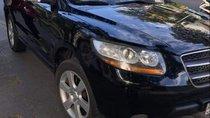 Bán Hyundai Santa Fe MLX 2008, màu đen, xe nhập
